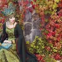 Хозяйка медной горы :: Анастасия Агафонова
