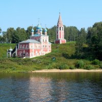Казанско- Преображенская церковь в Тутаеве :: Надежда