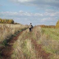 По дороге в осень :: Светлана Рябова-Шатунова