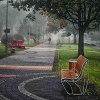 туман на проспекте :: юрий иванов