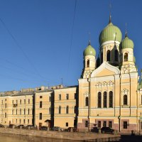 Санкт-Петербург.... Свято-Исидоровская церковь... :: Galina Leskova