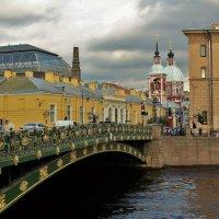 Пантейлемоновский мост... :: Sergey Gordoff