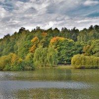 Осень в Царицыно :: Константин Анисимов