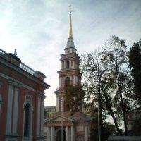 Колокольня Крестовоздвиженского собора. (Санкт-Петербург).) :: Светлана Калмыкова
