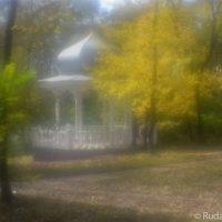 Мелодия осеннего парка (монокль) :: Сергей
