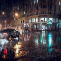 Когда на улице дождь :: Denis Makarenko