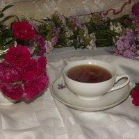 Чашка летнего чая. :: нина