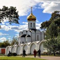 Подворье Николо-Угрешского монастыря :: Анатолий Колосов