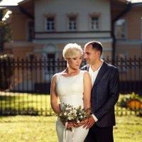Иринка и Андрей :: Оксана ЛОбова