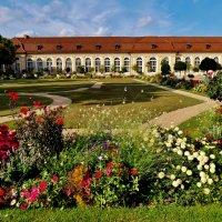 Городской парк  города  Ансбах :: backareva.irina Бакарева