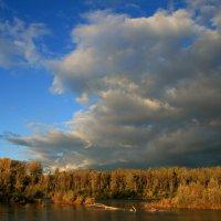 Осенний блюз поет моя душа ... :: Евгений Юрков