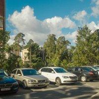 Сентябрь в пригороде (1) :: Виталий