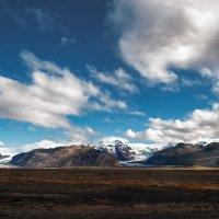 Улучшение погоды... Ледник...Исландия! :: Александр Вивчарик