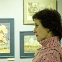 На выставке :: Валерий