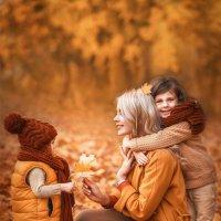 Золотая осень :: Илона Баимова