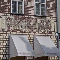 Архитектура Гданьска.  Stare Miasto (Старый город) :: Татьяна Ларионова
