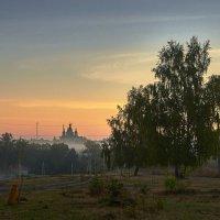 В глушь, в деревню..... :: Александр Тулупов