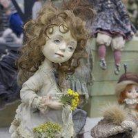 Куклы Татьяны Савенковой :: marmorozov Морозова