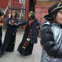Тбилисоба в Москве :: Елена Жукова