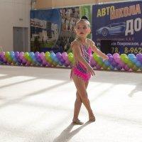 Маленькая гимнастка :: Наталья Верхотурова