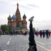 Йога  по-китайски. :: Анатолий Шулков