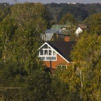 крыши :: Петр Беляков