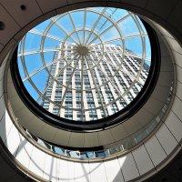 Стеклянный купол Brick Square Токио :: Swetlana V