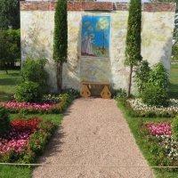 Монастырский  садик. :: Виталий Селиванов