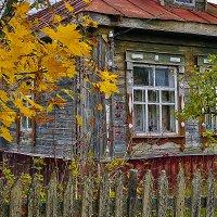 Осень пришла. :: АЛЕКСАНДР СУВОРОВ