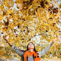 Золотая осень :: Екатерина Рябова