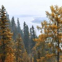 Осень на Каме :: Владимир Максимов