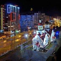 Ночной Сургут... :: Олег Петрушов