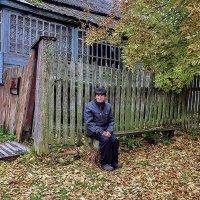 В ожидании осени... :: АЛЕКСАНДР СУВОРОВ