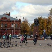 Город Киржач.8 октября. :: Любовь
