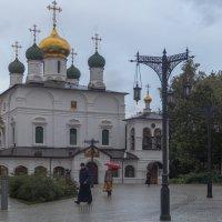 Дождь в Сретенском :: Александра
