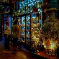 Китайская ваза :: Alla Shapochnik