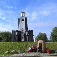 Памятник воинам-афганцам на острове слёз (остров Мужества и скорби), г. Минск Беларусь :: Tamara *
