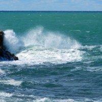 Набежавшая волна... :: Алла Захарова