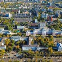 Новокузнецкая городская клиническая больница 1 :: Юрий Лобачев