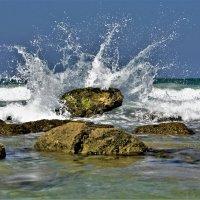 Море... :: Евгений Яхим