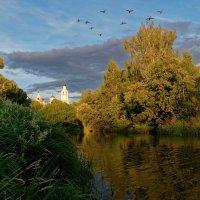 Киржачский пейзаж :: Владимир Ефимов
