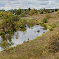 Осень...Река Нара. :: Галина Кучерина