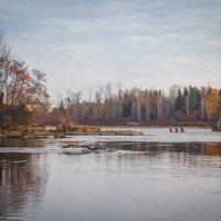 Река :: Евгений Князев