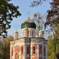 Православный храм в Потсдаме :: Владимир Соколов