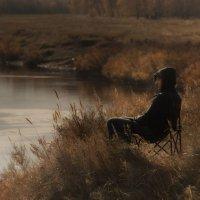 на реке :: серега Васильев