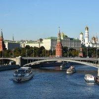 Москва осенняя... :: Наташа *****