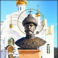 Царь.. :: Александр Шимохин