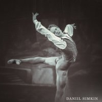 Даниил Симкин - танцовщик  Fmerican Ballet Theatre :: Ирина Абдуллаева