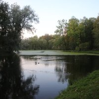 Александровский парк в сентябре :: Наталья Герасимова
