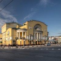 Вид на театр драмы им. Волкова. :: Maxim Semenov